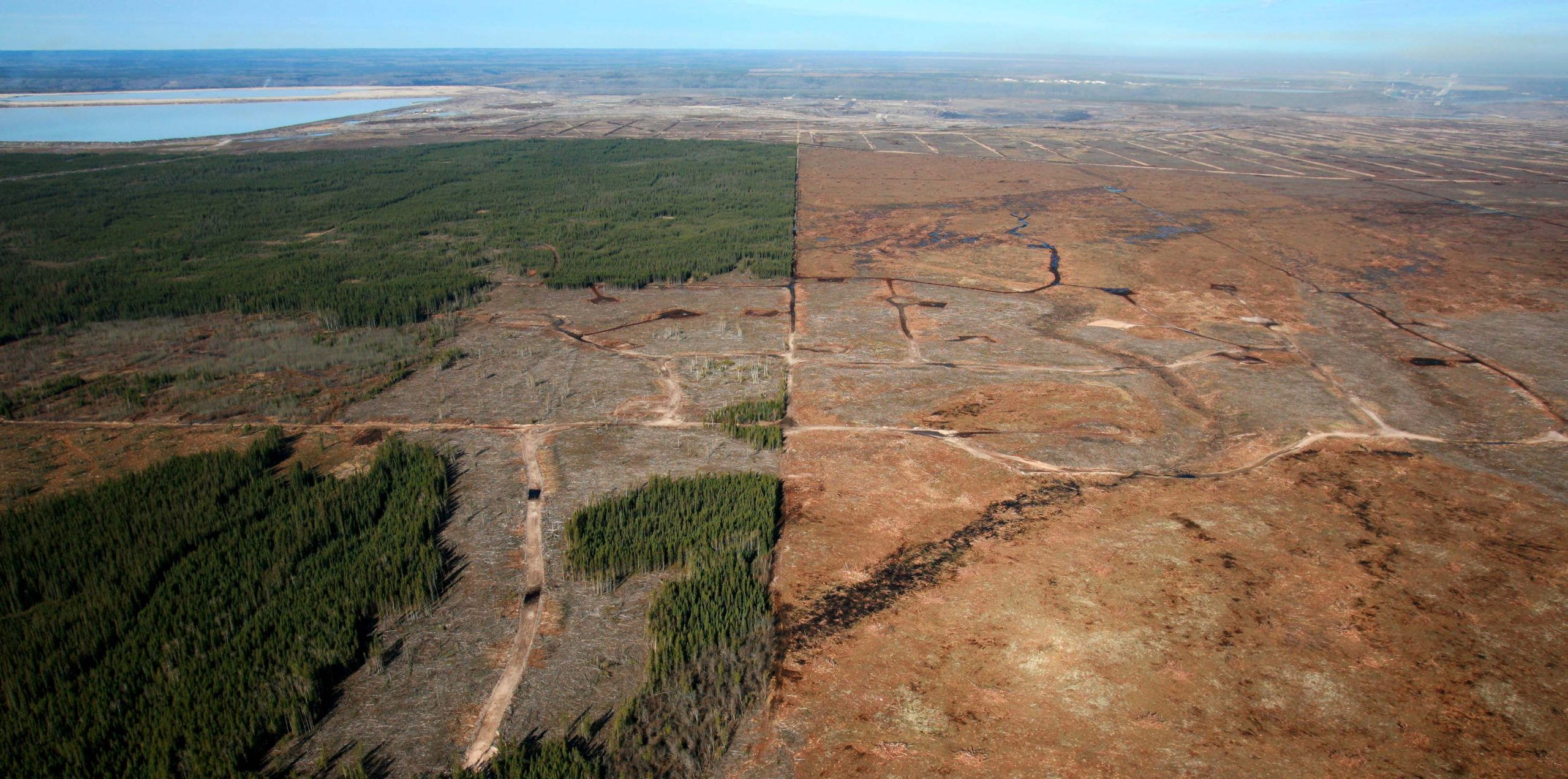 What is the problem with Alberta Sands